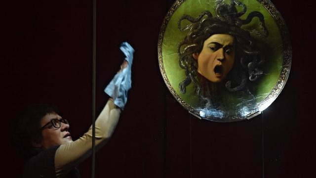 Medusa van Caravaggio komt naar Centraal Museum in Utrecht