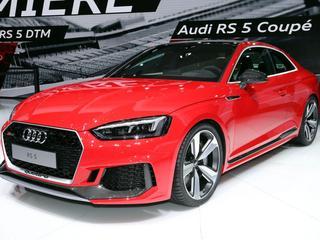 Audi heeft de prijs van de nieuwe RS5 bekendgemaakt