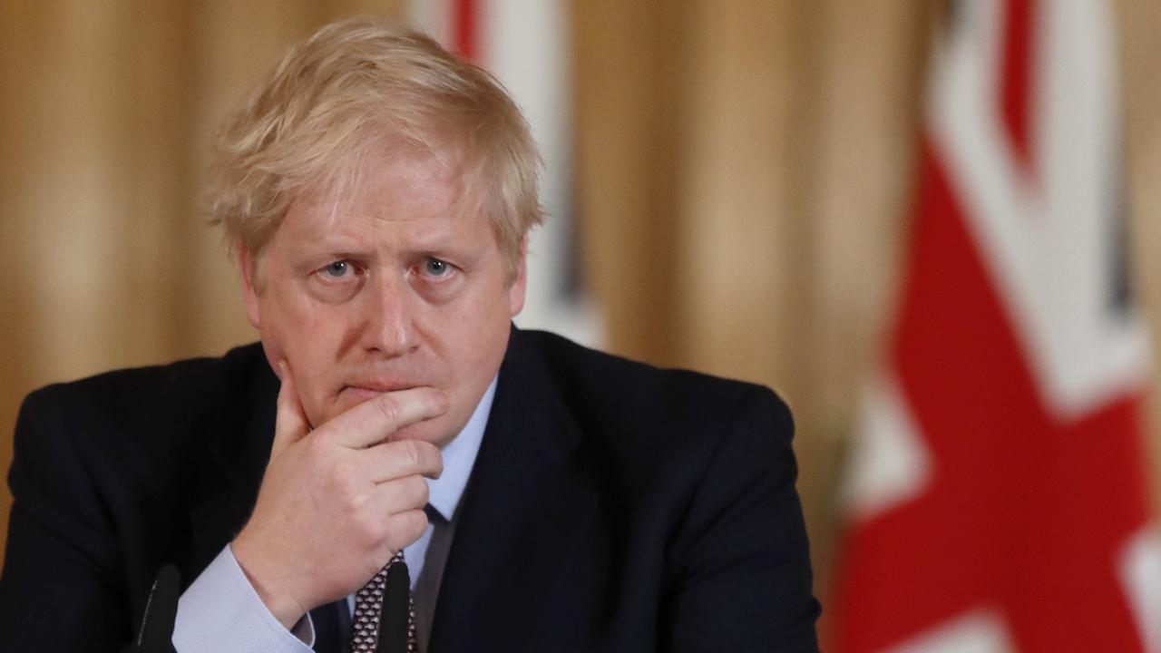 Boris Johnson wil een tunnel tussen Schotland en Noord-Ierland - NU.nl