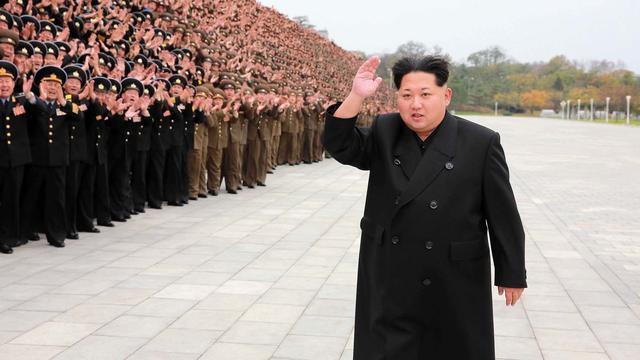 Noord-Korea reageert op VN-sancties met militaire oefening