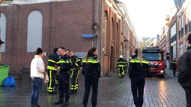 Verdachte man van brand Bergen op Zoom vrijgelaten, vrouw zit nog vast
