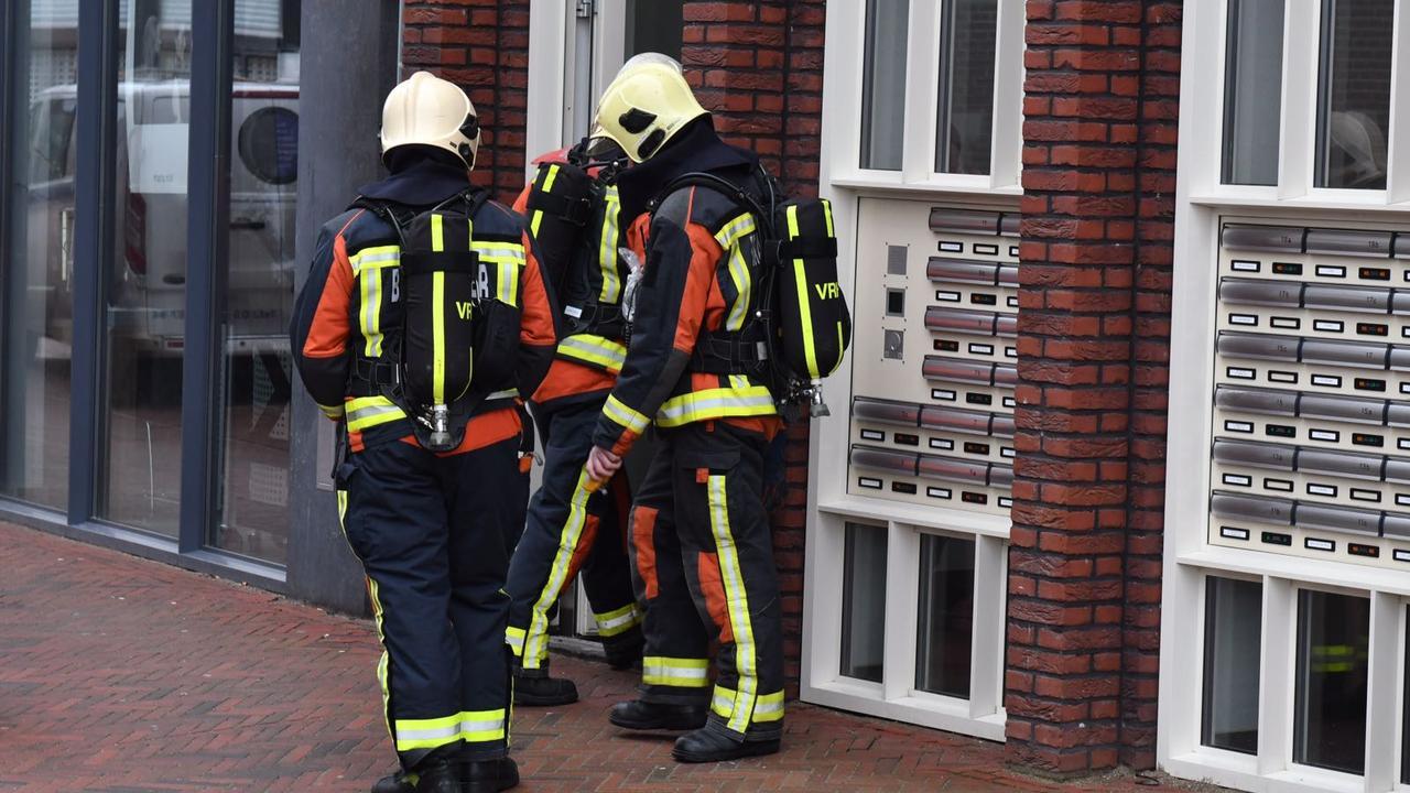 Twee woningen in Noord ontruimd door gaslek
