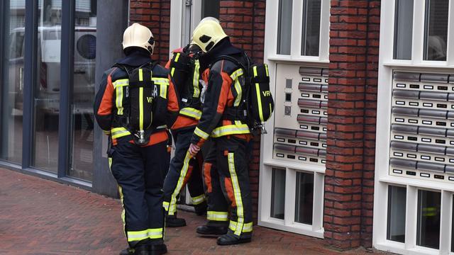 Brandweer zet Hooftstraat af na gaslekkage