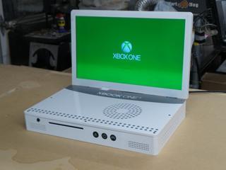 De Xbook One S is een draagbare Xbox-spelcomputer