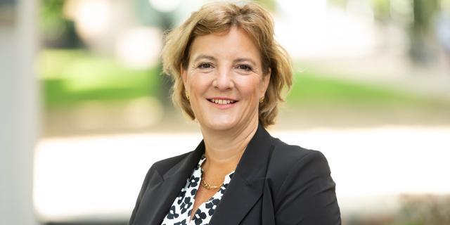 Mariëlle Bartholomeus van ziekenhuis Bernhoven is Topvrouw van het jaar
