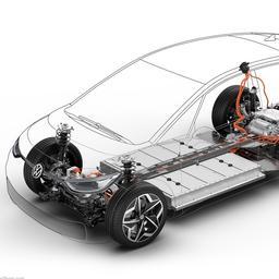 Koreaanse makers van accupakketten voor elektrische auto's leggen conflict bij
