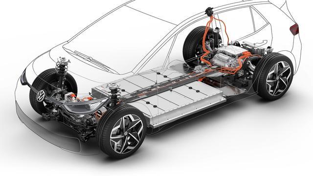 'Volkswagen neemt belang in Chinese batterijenproducent'