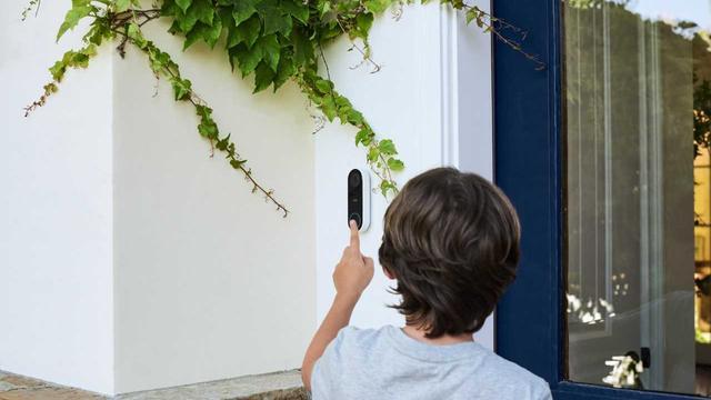Nest brengt slimme deurbel met camera uit in Nederland