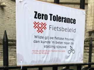 Initiatief gestart wegens zero-tolerance beleid van gemeente