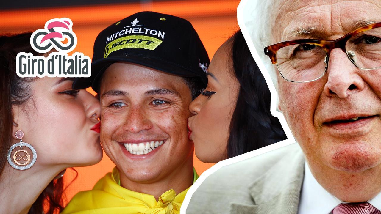 Mart bespreekt de Giro: 'De lachende sluipmoordenaar'