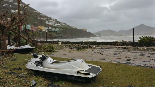 Dit wordt het nieuws: Orkaan Jose schampt St. Maarten, bergrit in Vuelta