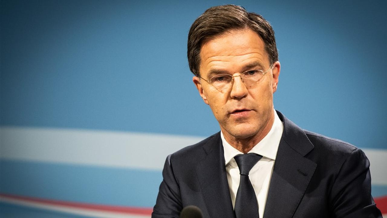 Live: Rutte Gives Press Conference After Corona Crisis