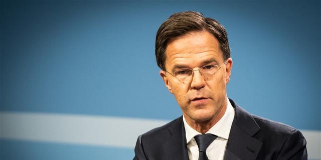 Rutte 'laat traan' bij excuses voor handelen in opvangtoeslagaffaire