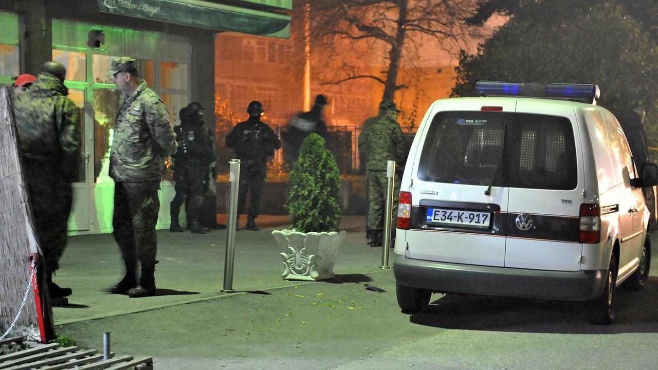 Man schiet twee Bosnische militairen dood