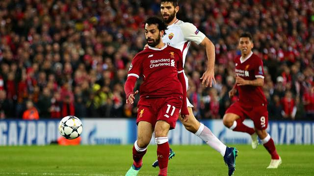 Samenvatting Liverpool-AS Roma (5-2)