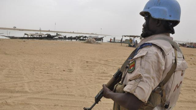 Frans-Zwitserse hulpverlener ontvoerd in Mali