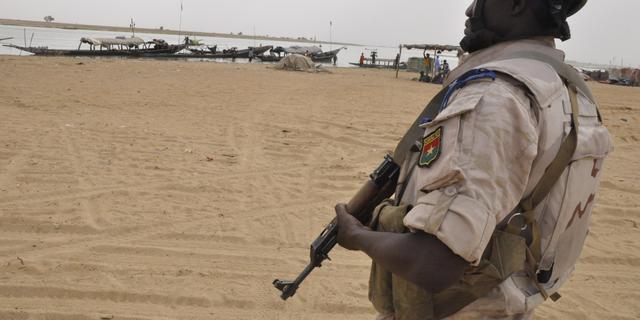 Toeareg-leider komt om bij VN-basis in Mali