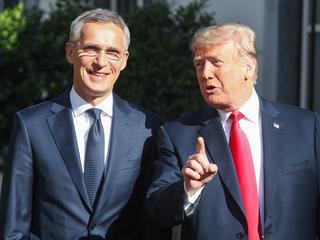 VS dringt al geruime tijd aan op grotere bijdrage bondgenoten
