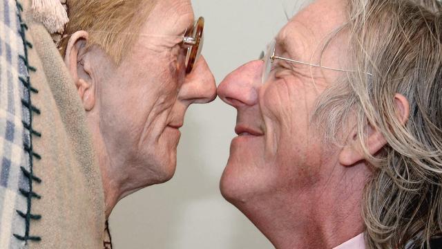 75 jaar Freek de Jonge: 'Ga niet ingewikkeld doen over de dood'