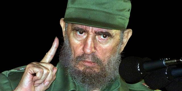 Fidel Castro, 47 jaar lang de leider van Cuba