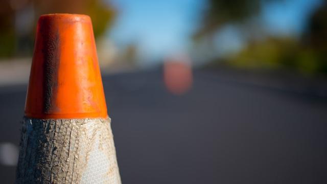 Wemeldingse Zandweg maandag tot vrijdag dicht wegens werkzaamheden