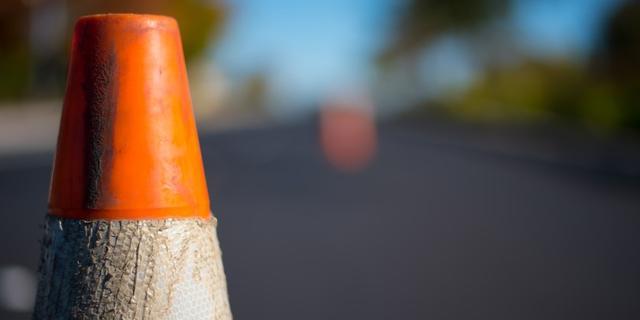 Twaalf automobilisten bekeurd na doorrijden op A58 ondanks wegomleiding