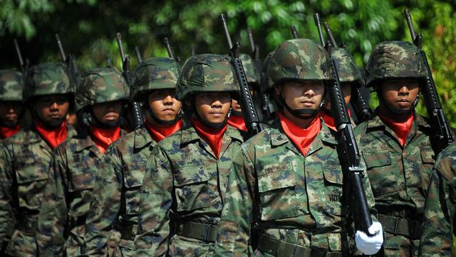 Legerleider Thailand belooft verkiezingen in 2017