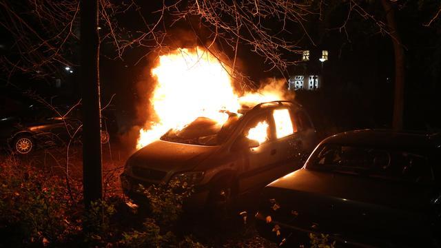 Dertien arrestaties na wederom onrustige nacht in Den Haag