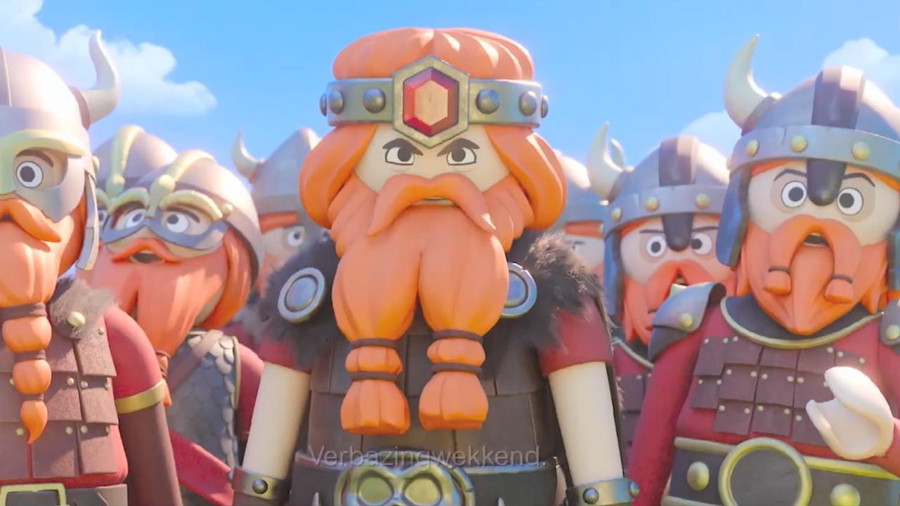 Bekijk de trailer van Playmobil de Film