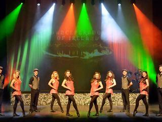 Beleef de magie van Ierland tijdens deze unieke Ierse dans en muziekshow