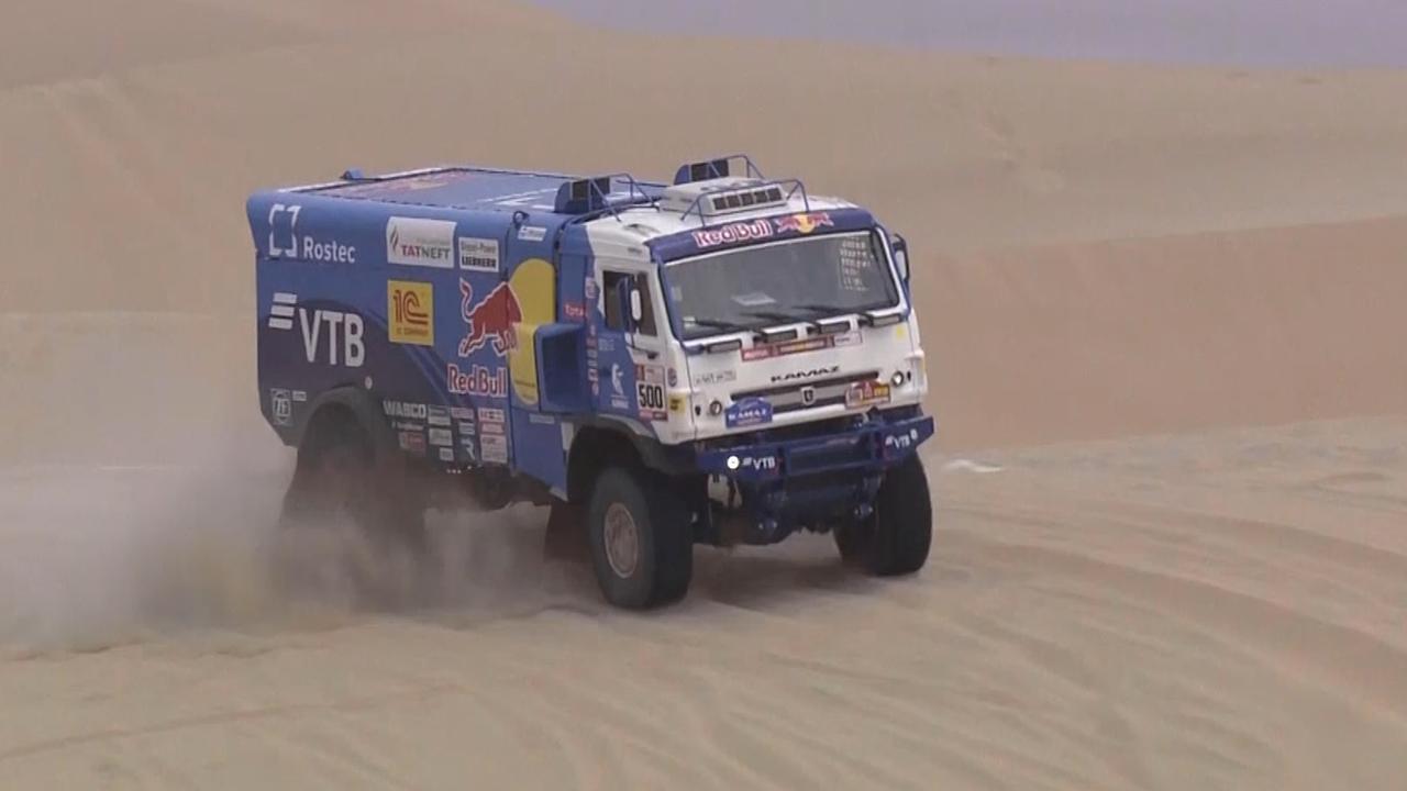 De mooiste beelden van etappe 3 in de Dakar Rally
