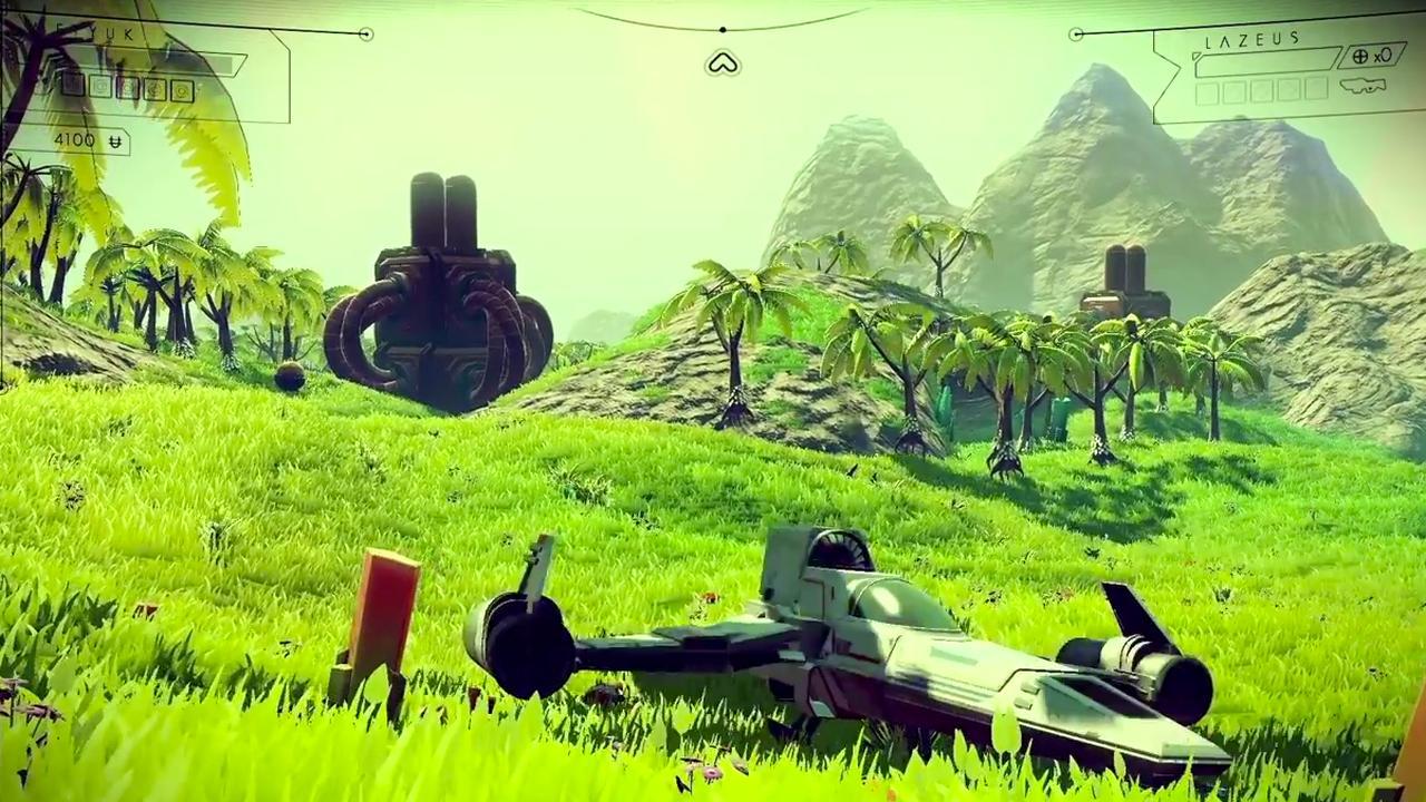 Trailer: Oneindige ruimtegame No Man's Sky