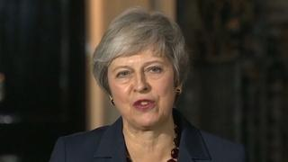 May: 'Brexit-overeenkomst in belang van hele land'