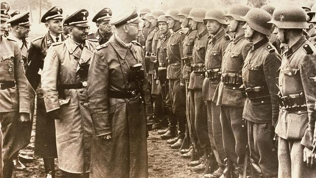 'Vier Nederlandse oud-SS'ers mogen uitkering van Duitse staat houden'