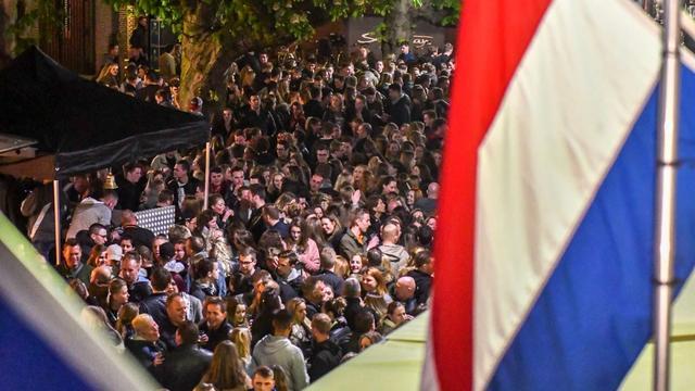 Alphense straatfeest drukbezocht en goed verlopen