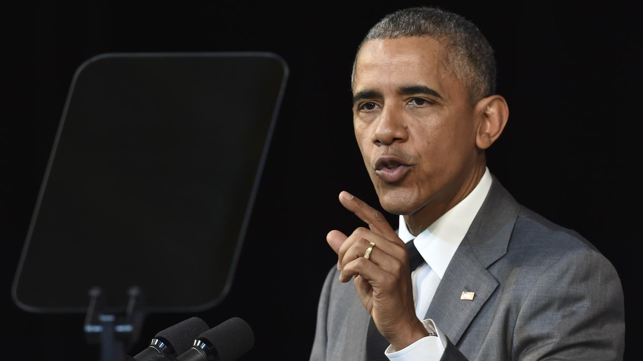 Obama spreekt tijdens Nucleaire Summit over inperking atoomwapens