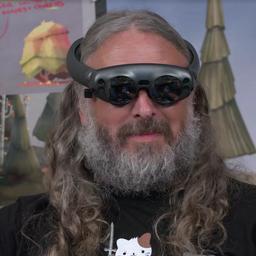 Magic Leap maakt eerste versie augmentedrealitybril in zomer beschikbaar