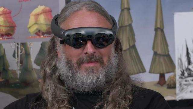 'Microsoft en Magic Leap willen AR-headsets leveren aan leger VS'