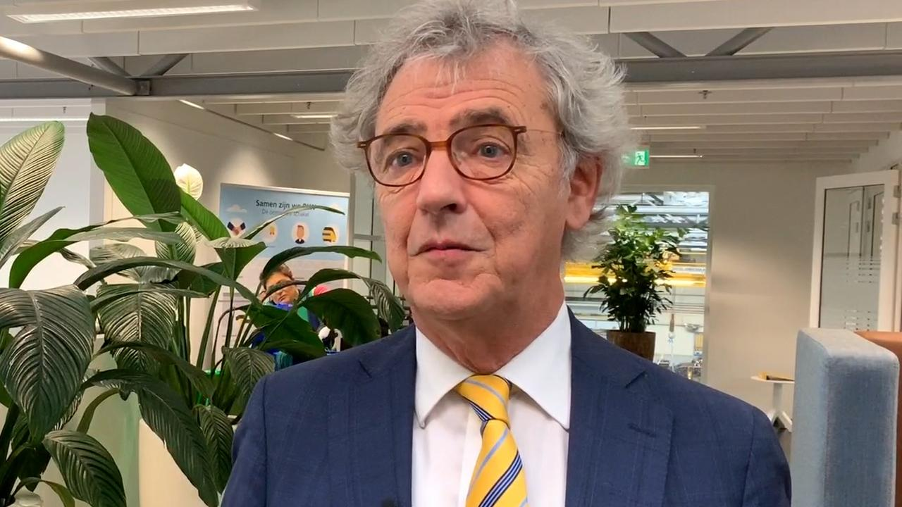 Van Boxtel over staking NS: 'Ik vind het jammer voor onze reizigers'