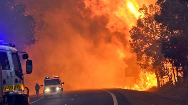 Australië gebruikt tablets om bosbranden te voorspellen