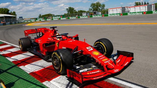 FIA verwerpt nieuw bewijs Ferrari tegen tijdstraf Vettel in Canada