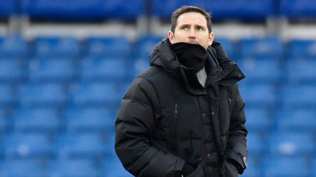 Frank Lampard is ontslagen door Chelsea.