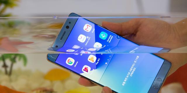 Samsung staakt verkoop Galaxy Note 7 om explosiegevaar