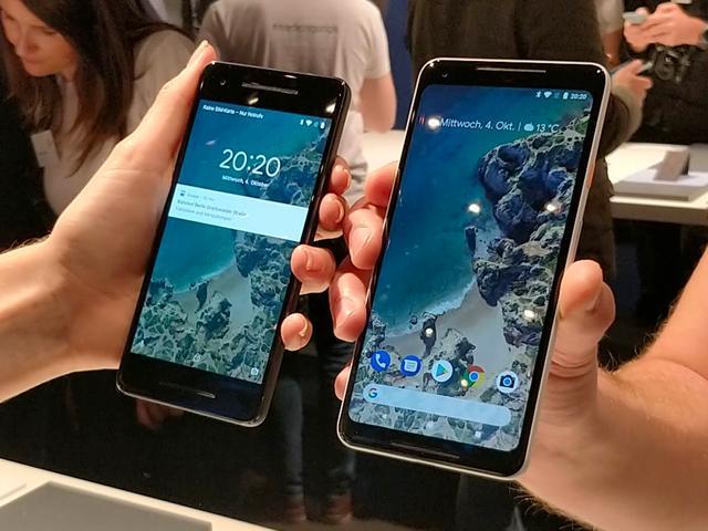 'Google verkocht in 2017 slechts 3,9 miljoen Pixel-telefoons'