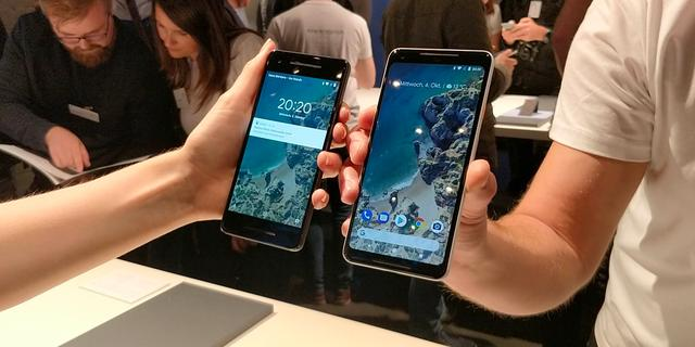 Eerste indruk: Nieuwe Pixel-telefoons onderscheiden zich met software