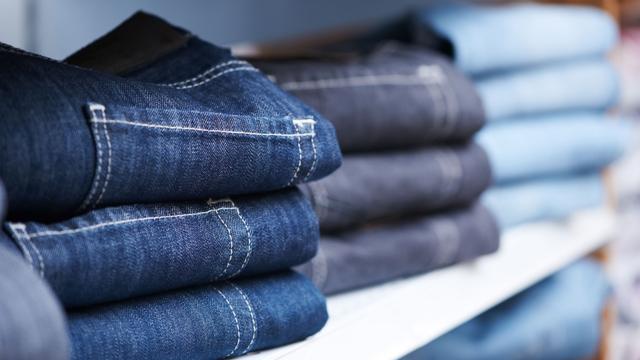 Europese kledingimport uit Azië in tien jaar bijna verdubbeld