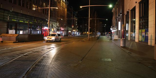 Koninklijke Marechaussee klaar voor bijstand aan politie wegens avondklok