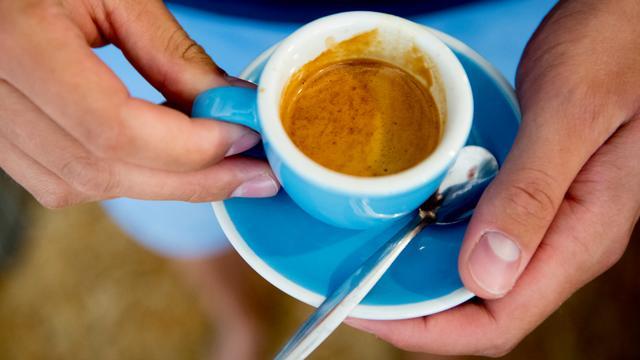 'Gematigd drinken van koffie eerder goed dan slecht voor gezondheid'