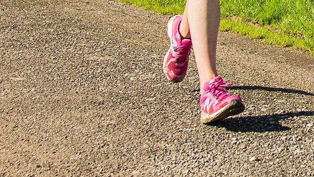 'Langdurig hardlopen goed voor botten'