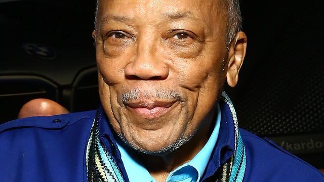Producent Quincy Jones begrijpt niet waarom muziek Taylor Swift populair is
